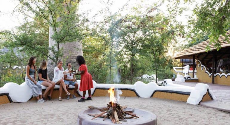 Planet Baobab Campfire