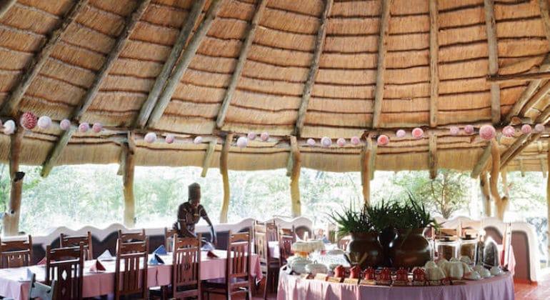 Planet Baobab Restaurant