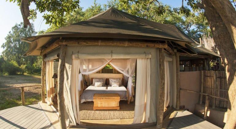 Three Rivers Camp Tent 1