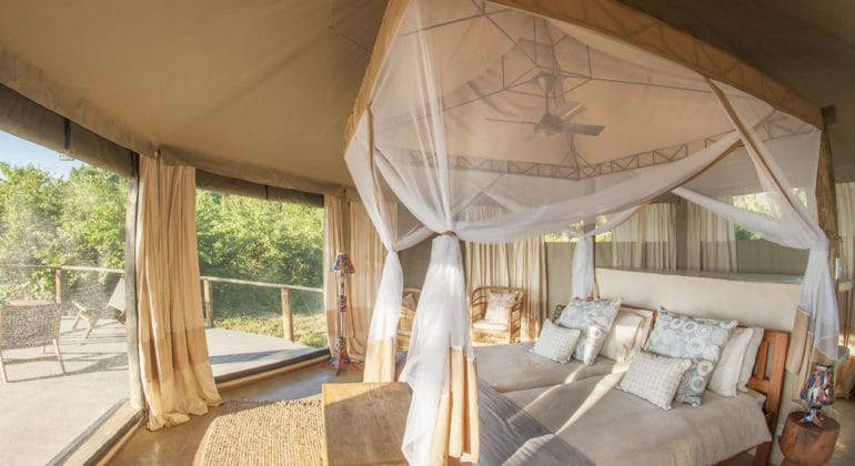 Three Rivers Camp Tent Rooms