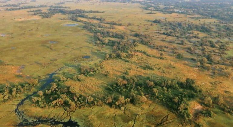 Tuludi Aerial View