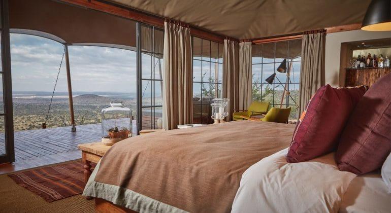Elewana Lodo Springs Room