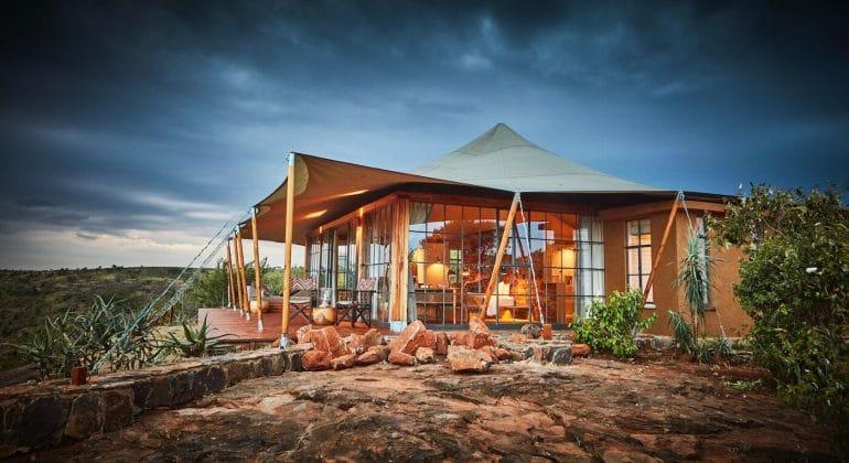 Elewana Lodo Springs Tent