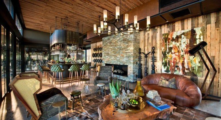 Tengile River Lodge Bar