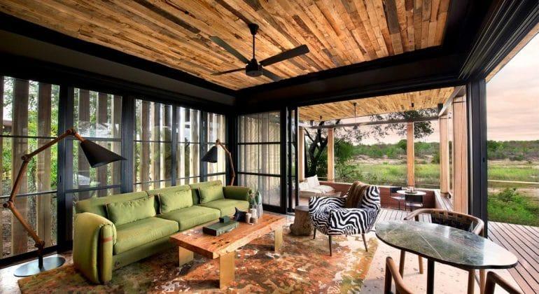 Tengile River Lodge Guest Lounge