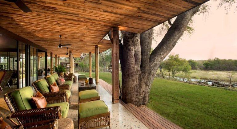 Tengile River Lodge Lounge