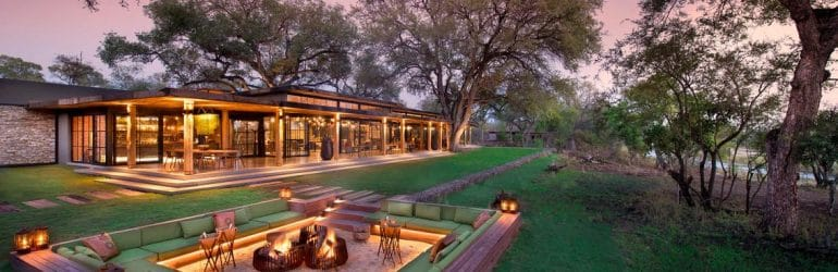 Tengile River Lodge Outdoors