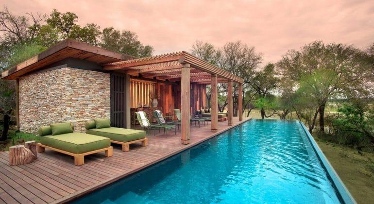 Tengile River Lodge Pool