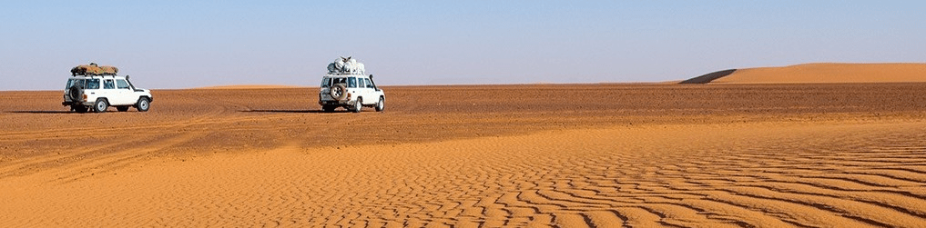 Chad Desert
