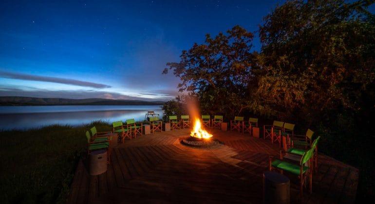 Magashi Campfire