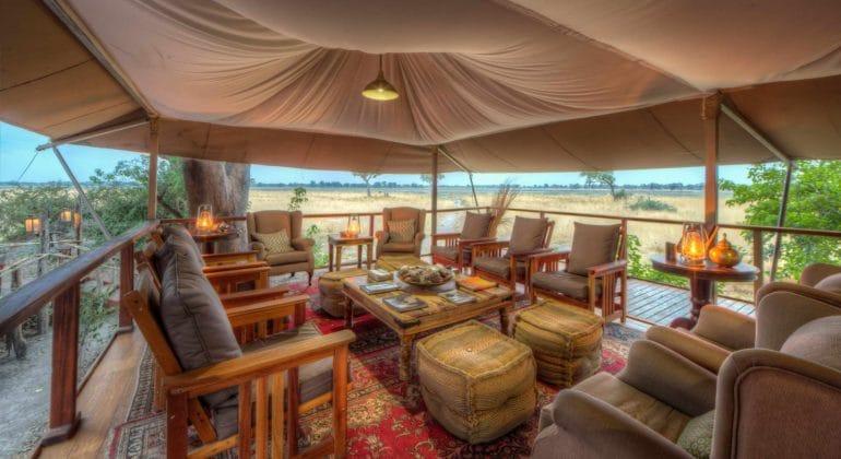 Kadizora Camp Lounge