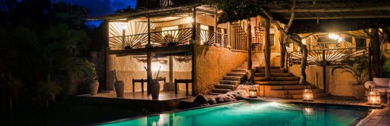 Alfajiri Villas Beach Villa
