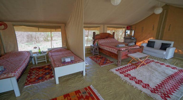 Tumaren Camp Family Tent