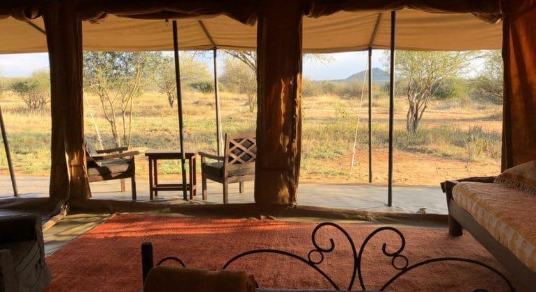 Tumaren Camp View