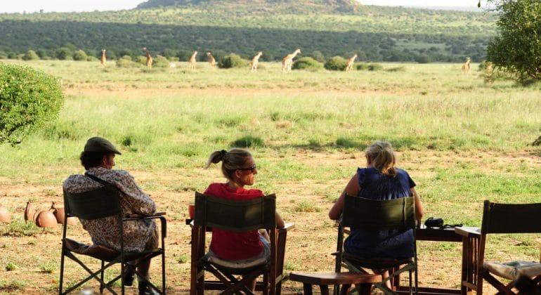 Tumaren Camp Wildlife