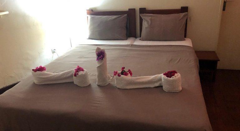 Loango Lodge Bedroom
