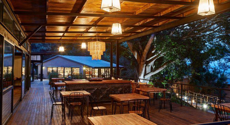 Fugitives' Drift Lodge Dining