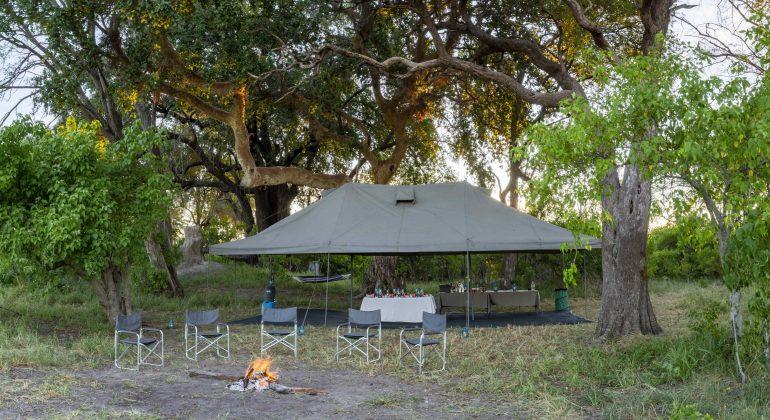 Kweene Trails Camp Life 1