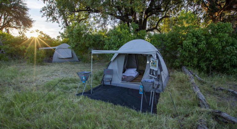 Kweene Trails Camp Life 2