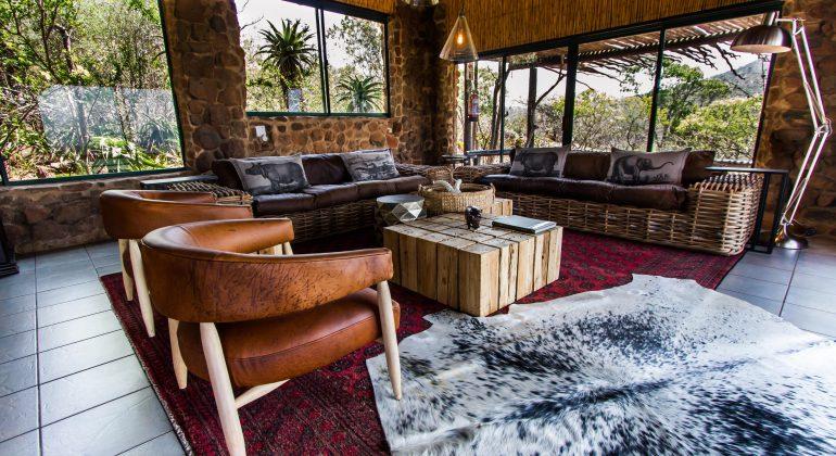 Leopard Mountain Lodge Main Lodge Area