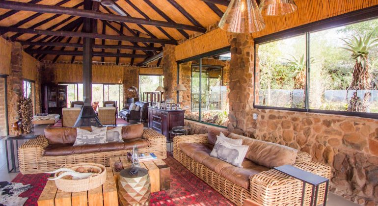 Leopard Mountain Lodge Main Lodge Area 1