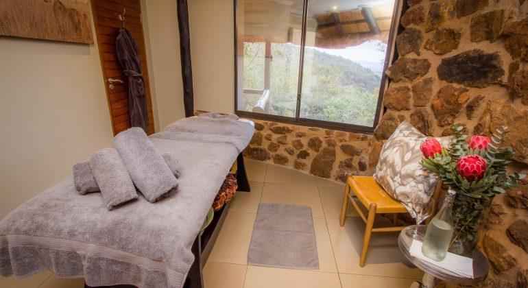 Leopard Mountain Lodge Spa Treatments
