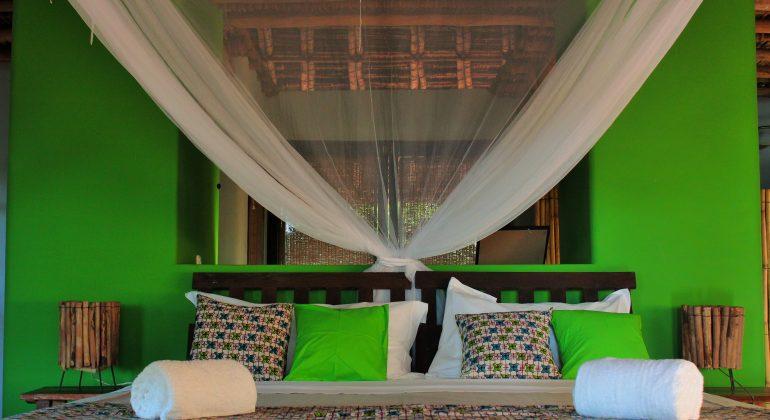 Nuarro Lodge Bedroom
